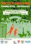 Le tournoi de football inter-entreprises SOCCER MEETING – Vendredi 23 juin 2017